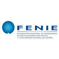 Ruesca Electricidad y Telecomunicaciones es socio de la Federación Nacional de Empresarios de Instalaciones Eléctricas y Telecomunicaciones de España FENIE