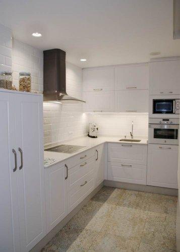 Luz LED en Cocina de Casa Particular