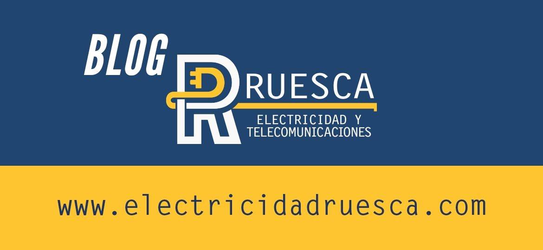 Entradas del Blog de ruesca Electricidad y Telecomunicaciones