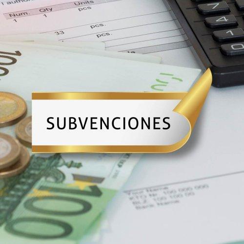 Tramitación de Subvenciones