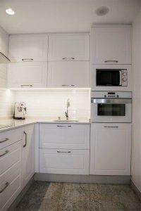 Instalación eléctrica en cocina de Casa Particular A y P